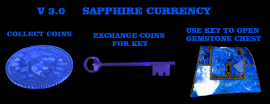 V3 SAPPHIRE CURRENCY
