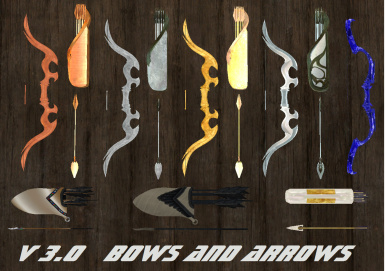 V3 BOWS AND ARROWS