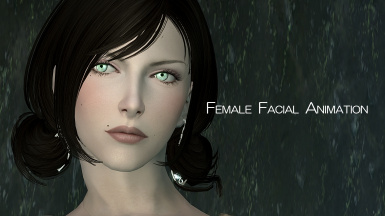 Female Facial Animation