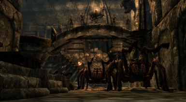 Immersive and Varied Dungeons of Skyrim