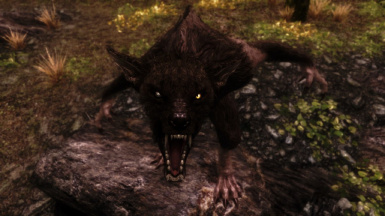 Werewolf Customization - Blind Eye