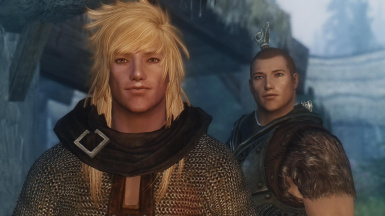Male Preset 5 Emil with follower Jared