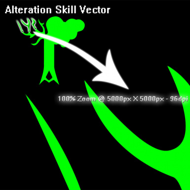 Alteration PNG - PSD Specs