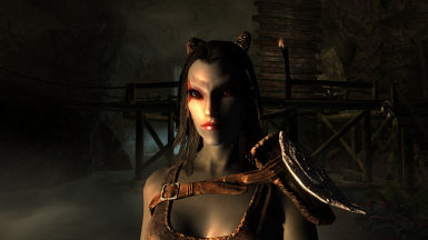 Makes For Beauiful Dremora Ladies Too