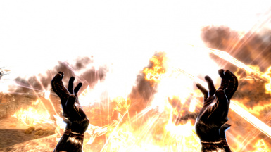 Ritual spell first person
