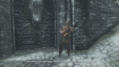 Buskers of Skyrim