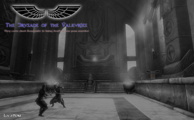 The Crusade of the Valkyries