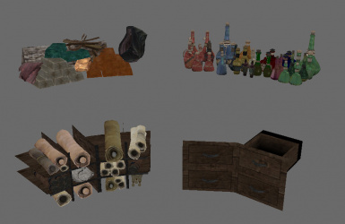 Center Addons and Clutter