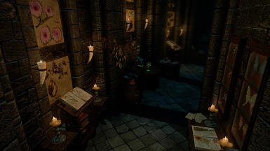 Alchemists Quarters