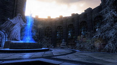 Immersive College of Winterhold at Skyrim Nexus - mods and