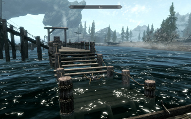 Solitude docks location