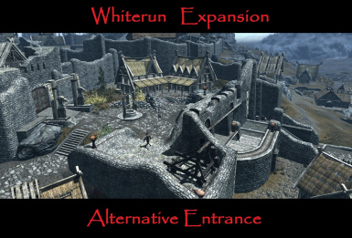 Whiterun Expansion_ Alternative Entrance