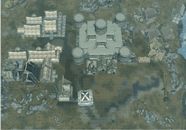 Town layout 3