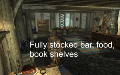 Welcome to the Skyrim Community College Cafeteria