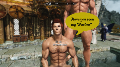 Can you be gay in skyrim