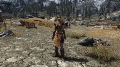 Whiterun Guard Front Wt - 0