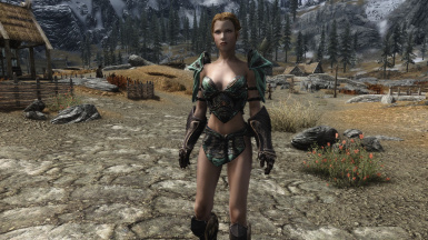 SemiSkimpy Thalmor Glass Front Weight 0