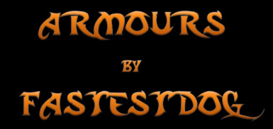 Armours by FastestDog Banner