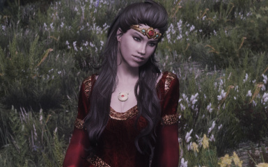 Elven Dress for SeveNBase