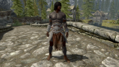Male Optimized Textures