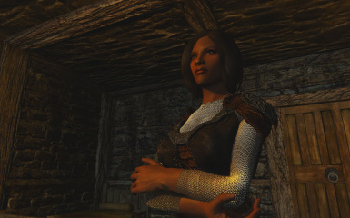 Double-linked Chainmail with Normal and Specular