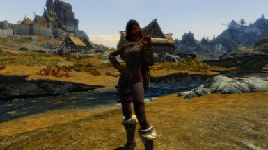 Ultra Skimpy Hide Armor with Wool