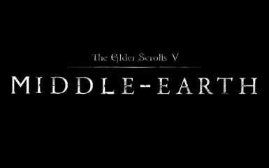 The Elder Scrolls V MIDDLE-EARTH -Lord of the Rings-