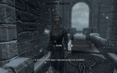 College of Winterhold Entry Requirements