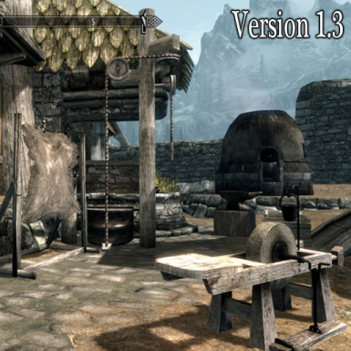 DeCrafty - Weapon and Armor Deconstruction - Dawnguard required