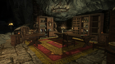 The Midden - Expanded at Skyrim Nexus - mods and community