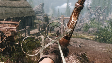 Iron Sight Bow at Skyrim Nexus - mods and community