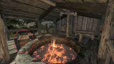 Crafters Storage At Skyrim Nexus Mods And Community
