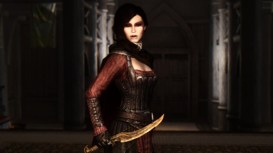 EotW Dawnguard Textures Remastered