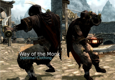 Way of the Monk at Skyrim Nexus - mods and community