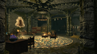 Frostflow Lighthouse Player Home