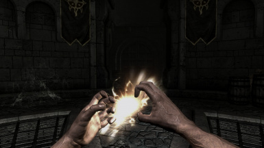 Solar Flame - A new spell and tome for Dawnguard