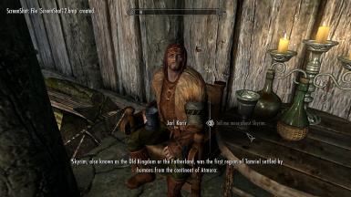 Ask about the provinces of Tamriel