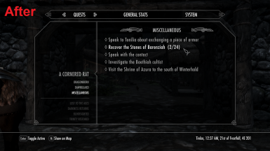 AGTweaks - No Stone Unturned - into misc at Skyrim Nexus - mods and on sokolov map, bates map, mosaic tile map, quartz crystal map, solomon's map, ledges map, messrs map, statue map, tew map, long range map, old lost dutchman mine map, stalheim map, wax map, frida map, ballast point map, fine wood map, styrofoam map, drift map, batton map, pottery map,