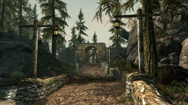 Road from Falkreath