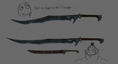 Leanwolfs Better Shaped Weapons At Skyrim Nexus Mods And Community
