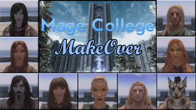 Mage College Makeover