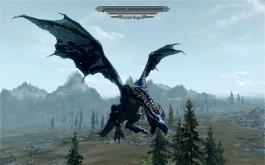 Chromatic dragon pack for good characters at Skyrim Nexus ...