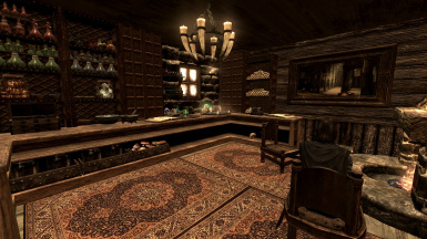 Alchemy and Enchanting Room