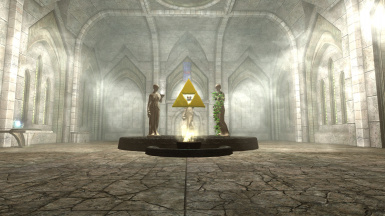 TriforceShrineActivated