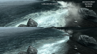 Realistic Water Two at Skyrim Nexus - mods and community