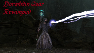 Dovahkiin Gear Revamped