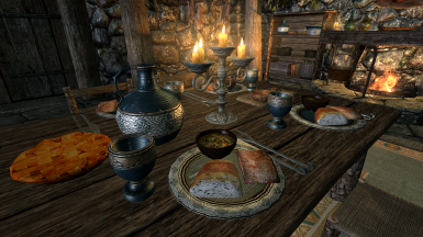 Player Home Dining Area