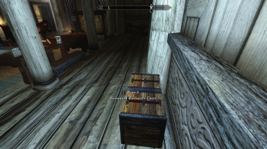 Farengar Secret-Fire chest near office entrance