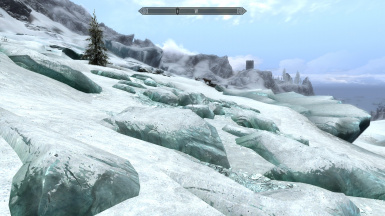 Reduced Snowglare - with ENB