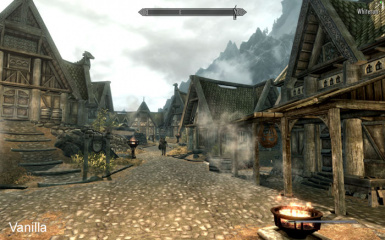Skyrim Saturation and Contrast Boost - no ENB at Skyrim Nexus - mods